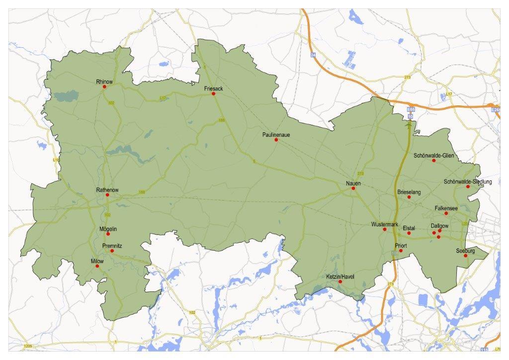 24 Stunden Pflege durch polnische Pflegekräfte in Havelland