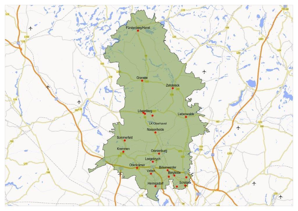 24 Stunden Pflege durch polnische Pflegekräfte in Oberhavel