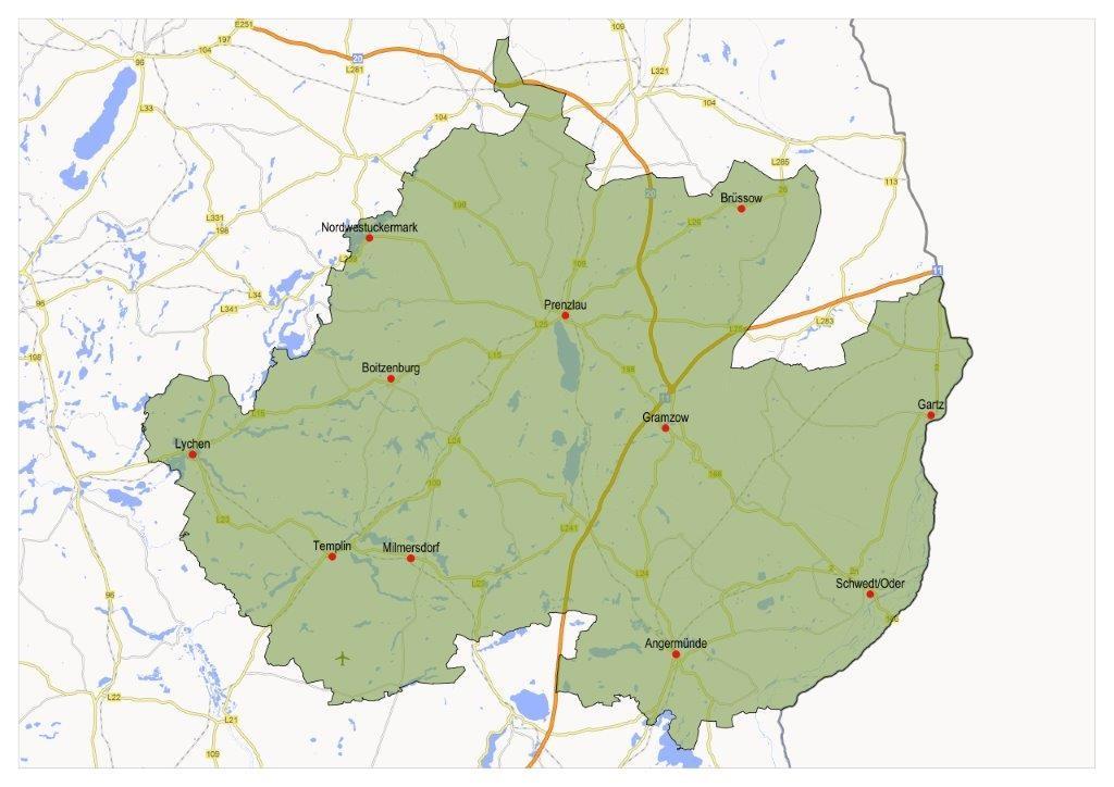24 Stunden Pflege durch polnische Pflegekräfte in Uckermark