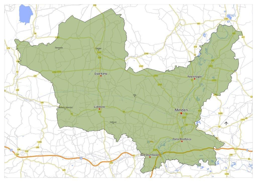24 Stunden Pflege durch polnische Pflegekräfte in Minden-Lübbecke