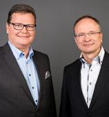 Hubertus Müller und Hans G. Prange - Pflegehelden Krefeld