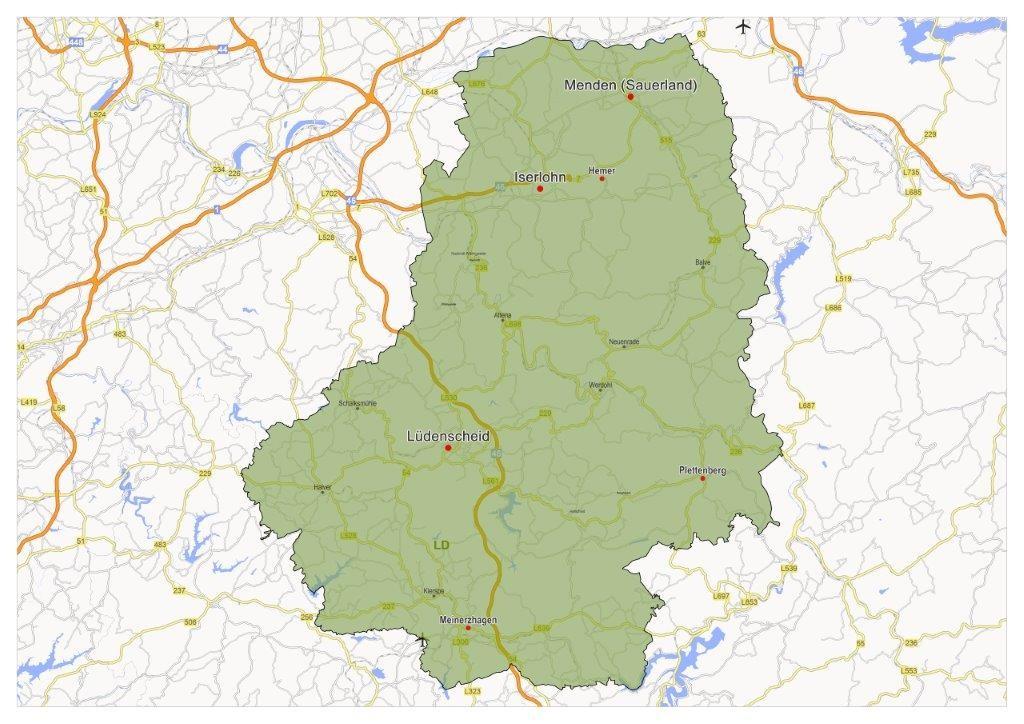 24 Stunden Pflege durch polnische Pflegekräfte in Märkischer Kreis