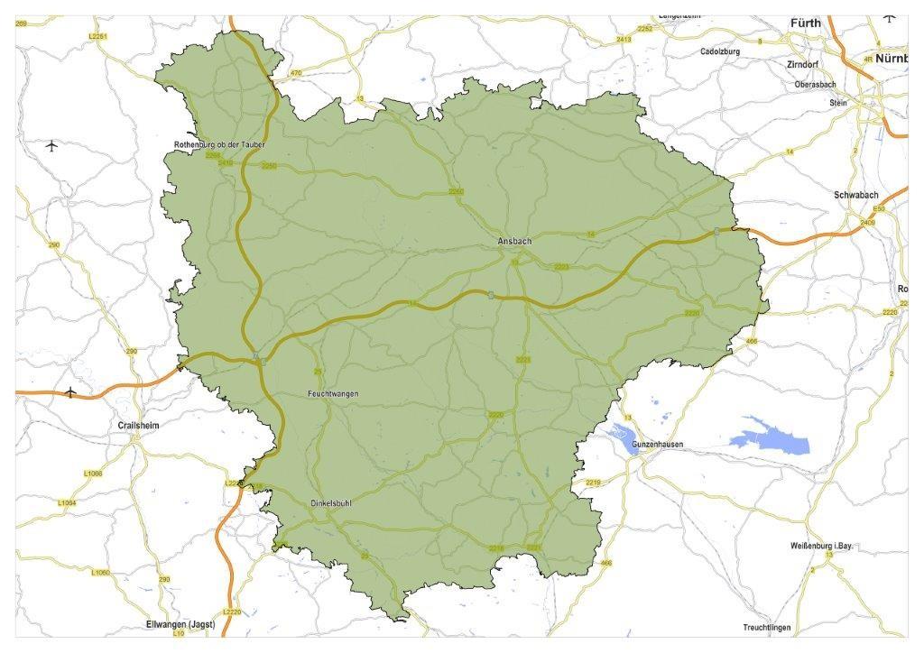 24 Stunden Pflege durch polnische Pflegekräfte in Ansbach