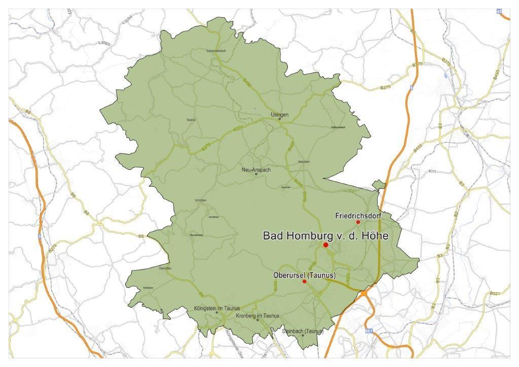 24 Stunden Pflege durch polnische Pflegekräfte in Hochtaunuskreis