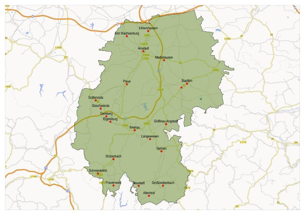 24 Stunden Pflege durch polnische Pflegekräfte in Ilm-Kreis