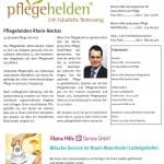 """Artikel aus dem Infoblatt """"Der Pflegehelfer - Servicepartner für Gesundheit und Pflege"""""""
