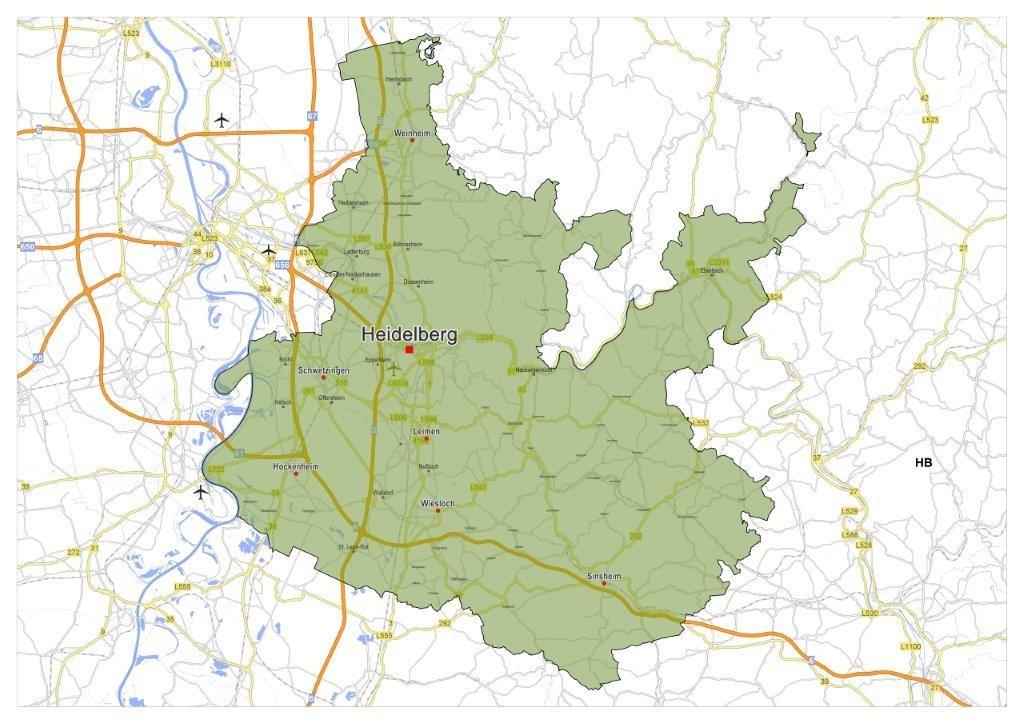 24 Stunden Pflege durch polnische Pflegekräfte in Rhein-Neckar-Kreis