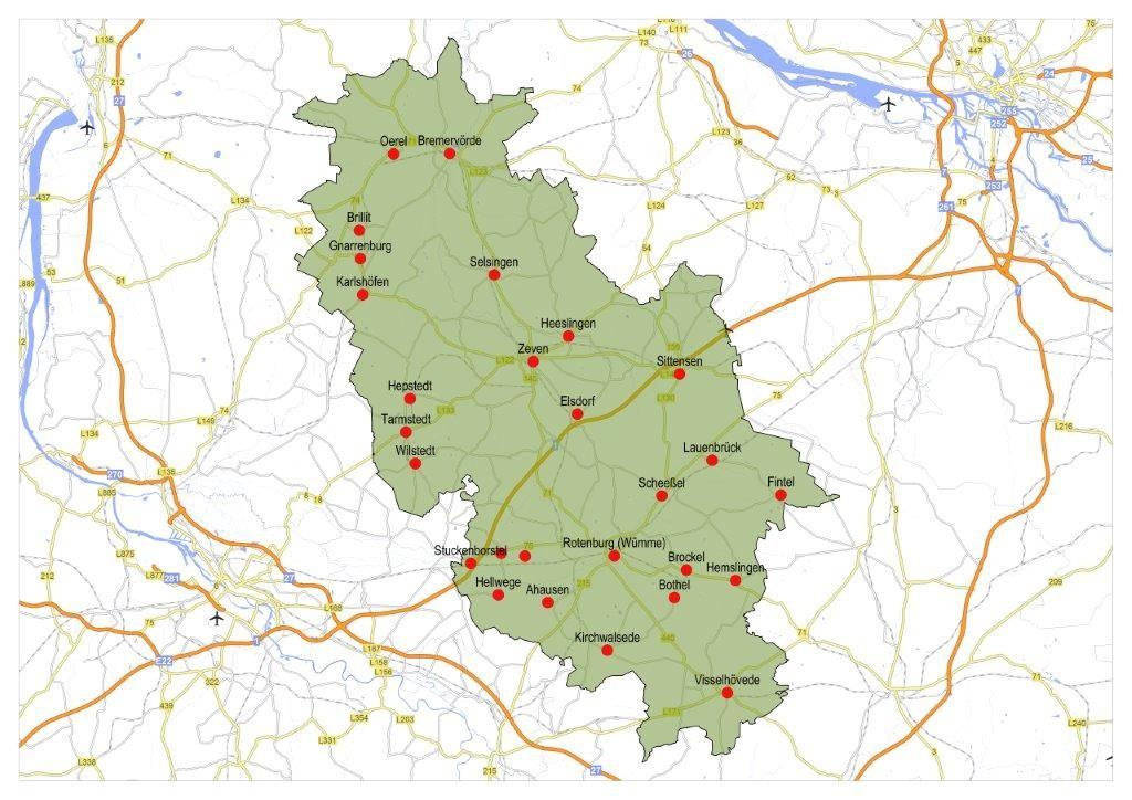 24 Stunden Pflege durch polnische Pflegekräfte in Rotenburg