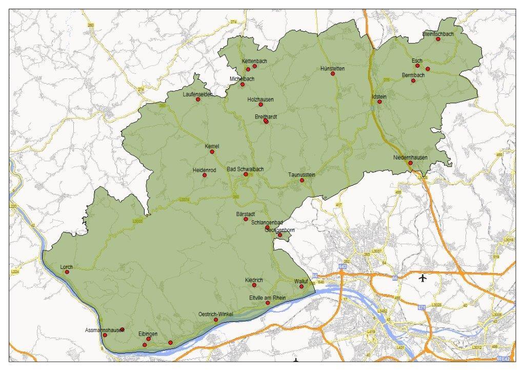 24 Stunden Pflege in Rheingau-Taunus-Kreis durch polnische Pflegekräfte
