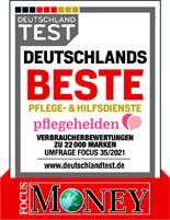 Deutschlands Beste Pflege- und Hilfsdienste