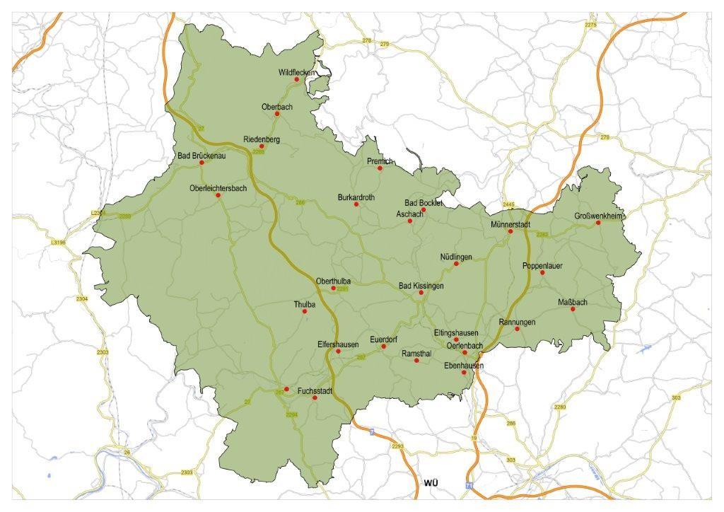 24 Stunden Pflege durch polnische Pflegekräfte in Bad Kissingen